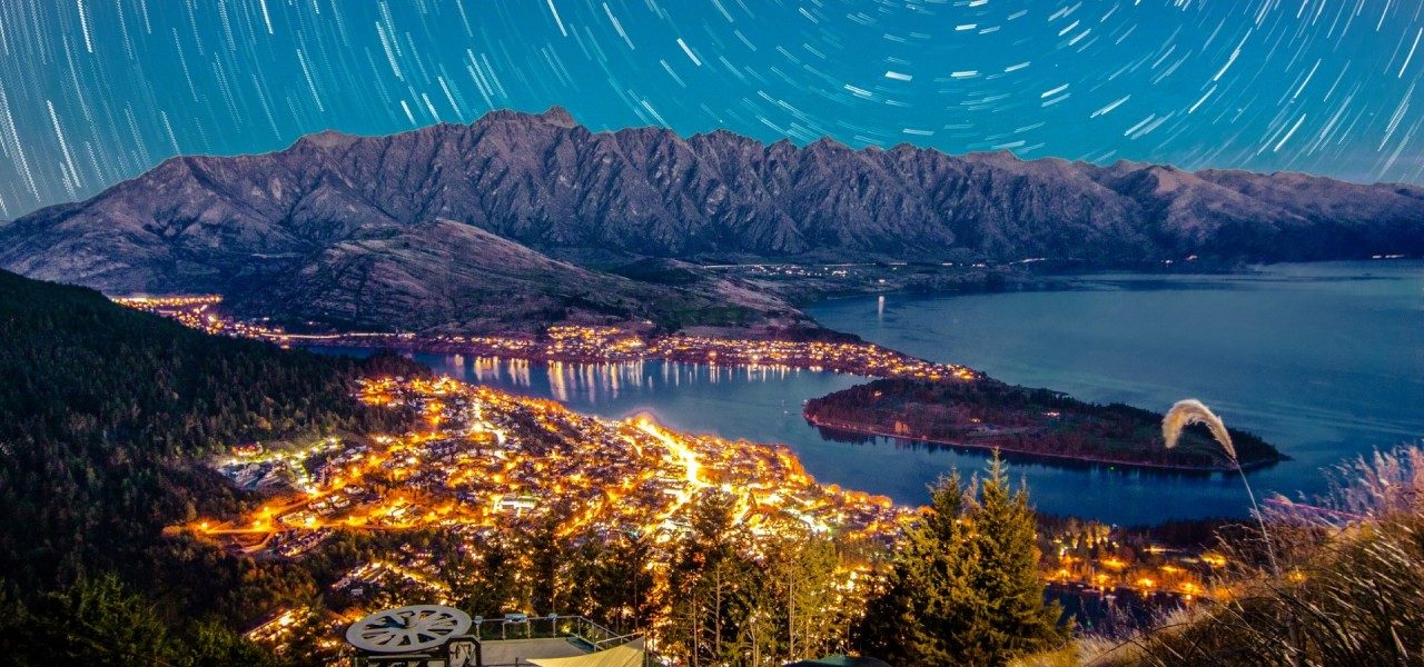 Queenstown night sky istock large Large